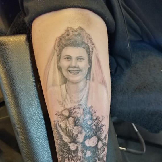 Arm Portrait