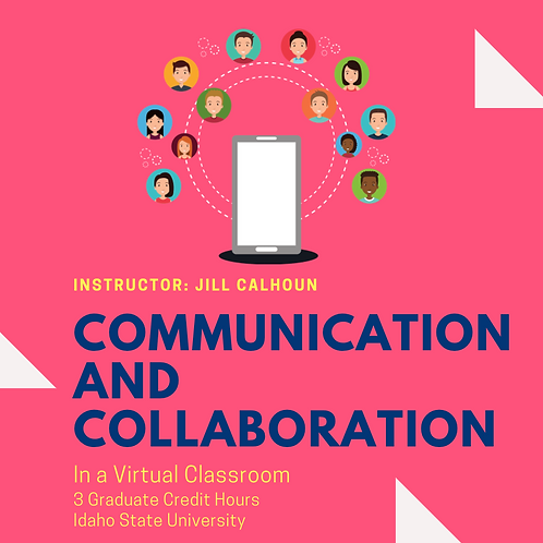 Communication and Collaboration in the Virtual Classroom