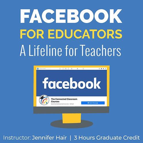 Facebook for Educators - CPE Texas Credits