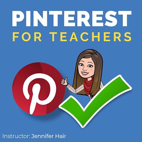 Pinterest for Teacher - Texas CPE Credits