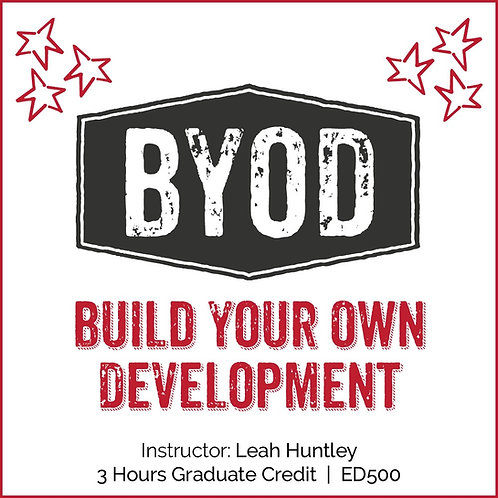 BYOD (Build Your Own Development)