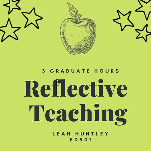 Reflective Teaching
