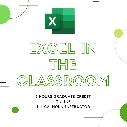 Excel in the Classroom