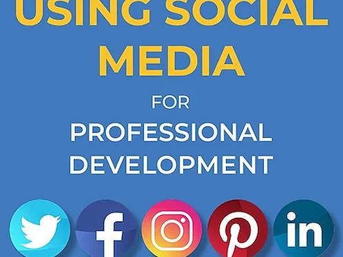 Using Social Media for Professional Development Texas CPE Credits