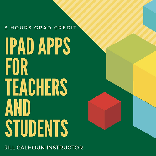 IPad Apps for Teachers and Students