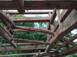 立派な木材