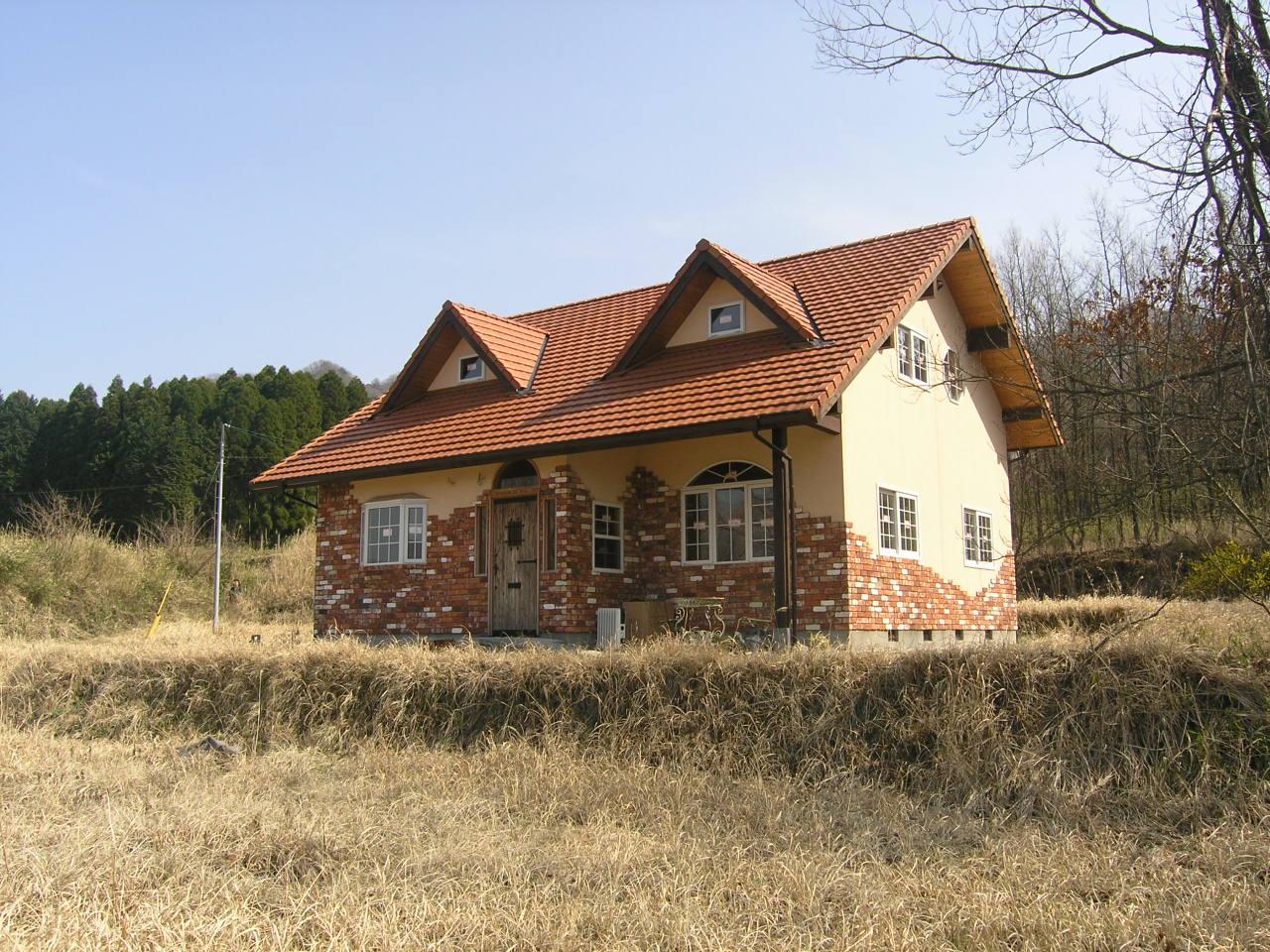 ドーマのある家