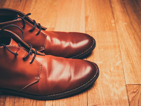 Breaking In Your New Leather Shoes