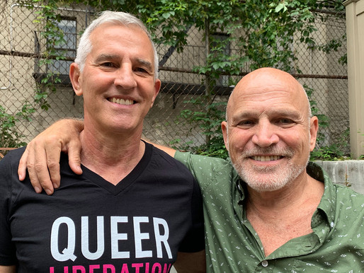 BAMMER and ME: Eric Sawyer and the Queer Liberation March
