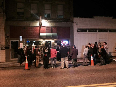 BAMMER and Me: Joel Tucker, The Backstreet Cafe Shooting
