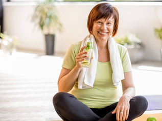 Gaining Weight During Menopause