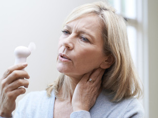 Menopause and Perimenopause Advice: Shirley Weir