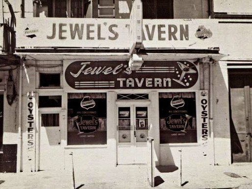 Jewel's and the Shah – Quarter Stories 7