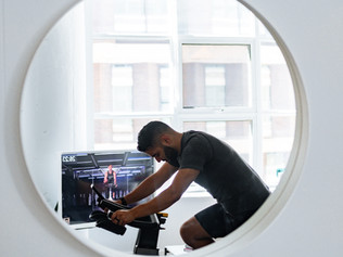 Step Up Your At-Home Cycling Game with These Streaming Spin Classes