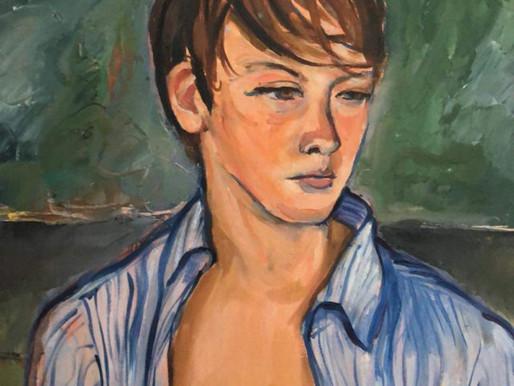 Portrait of a Gay Adolescent