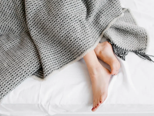 Cozy Up with a Weighted Blanket