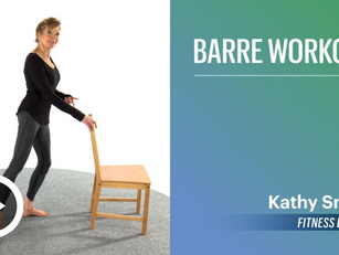 Lower Body Reboot: Barre and Balance Moves