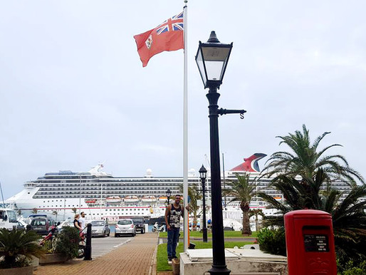 Bermuda: April 2018