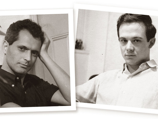 BAMMER and Me: Edward Field, Gay Life in 1950s' NYC,  (Part 3)