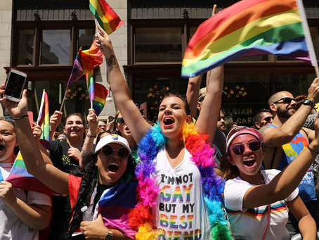 Who Exactly is Our Tribe? The Evolution from Gay to LGBTQ