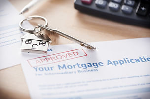 Approved mortgage loan agreement applica