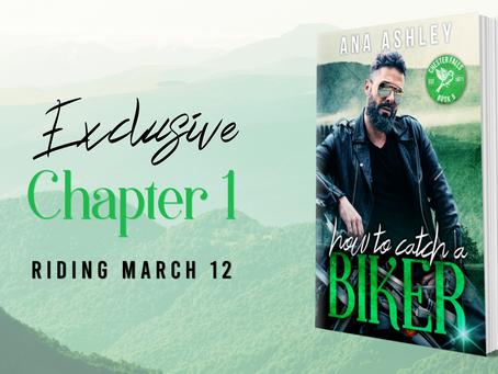 Biker - Exclusive - Chapter 1