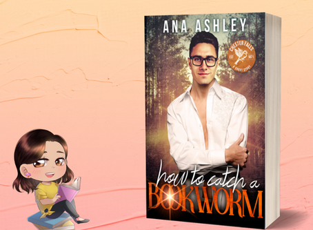 New Release - How to Catch a Bookworm