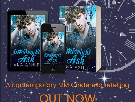 NEW RELEASE: Midnight Ash