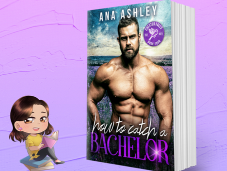 Cover Reveal - How to Catch a Bachelor