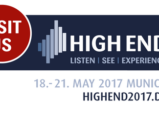 Munich HIGH END 2017