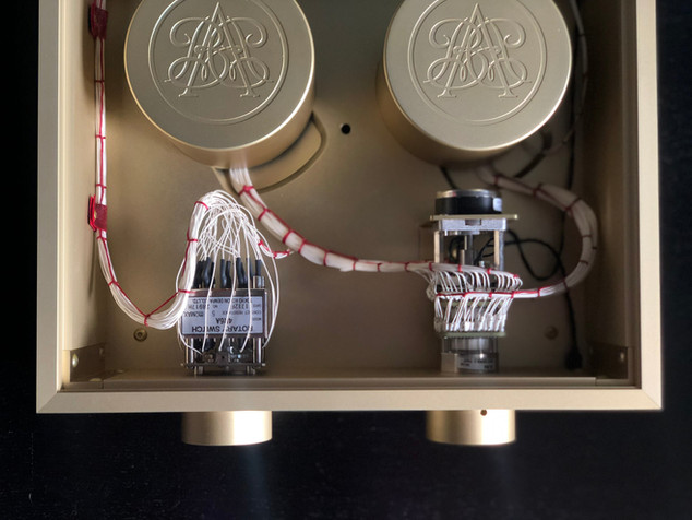 Modified TDK source selector switch
