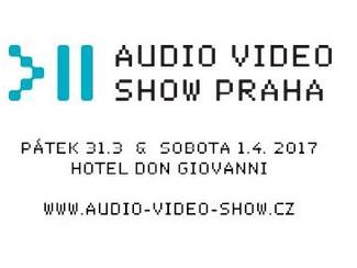 Audio Video Show Praha 2017