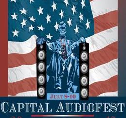 Capital Audio Fest 2016