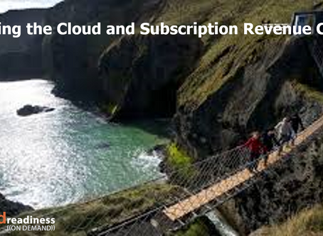 Part 3 - Moving past the Subscription Chasm