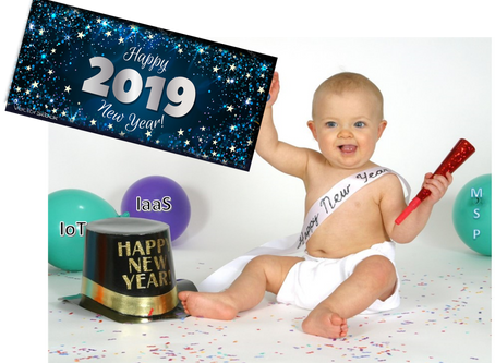 Give Birth to a viable Subscription-based Cloud Services business in 2019!