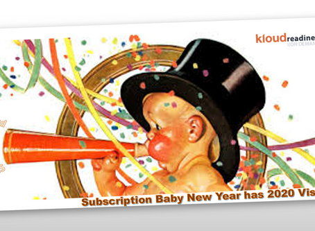 Subscription Baby New Year