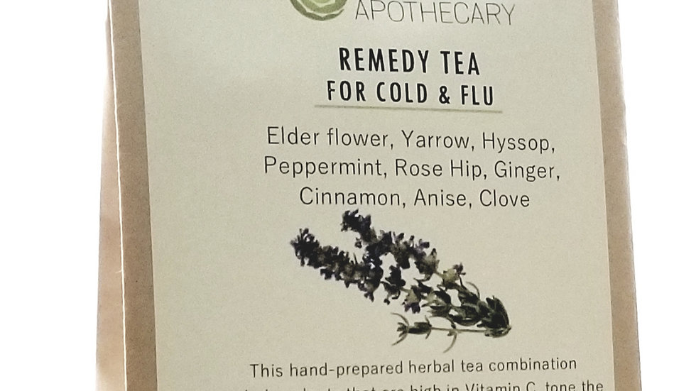 Remedy Tea for Cold & Flu