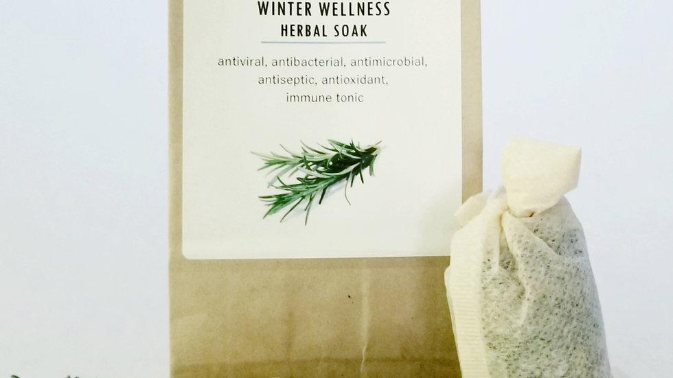 Winter Wellness Herbal Soak