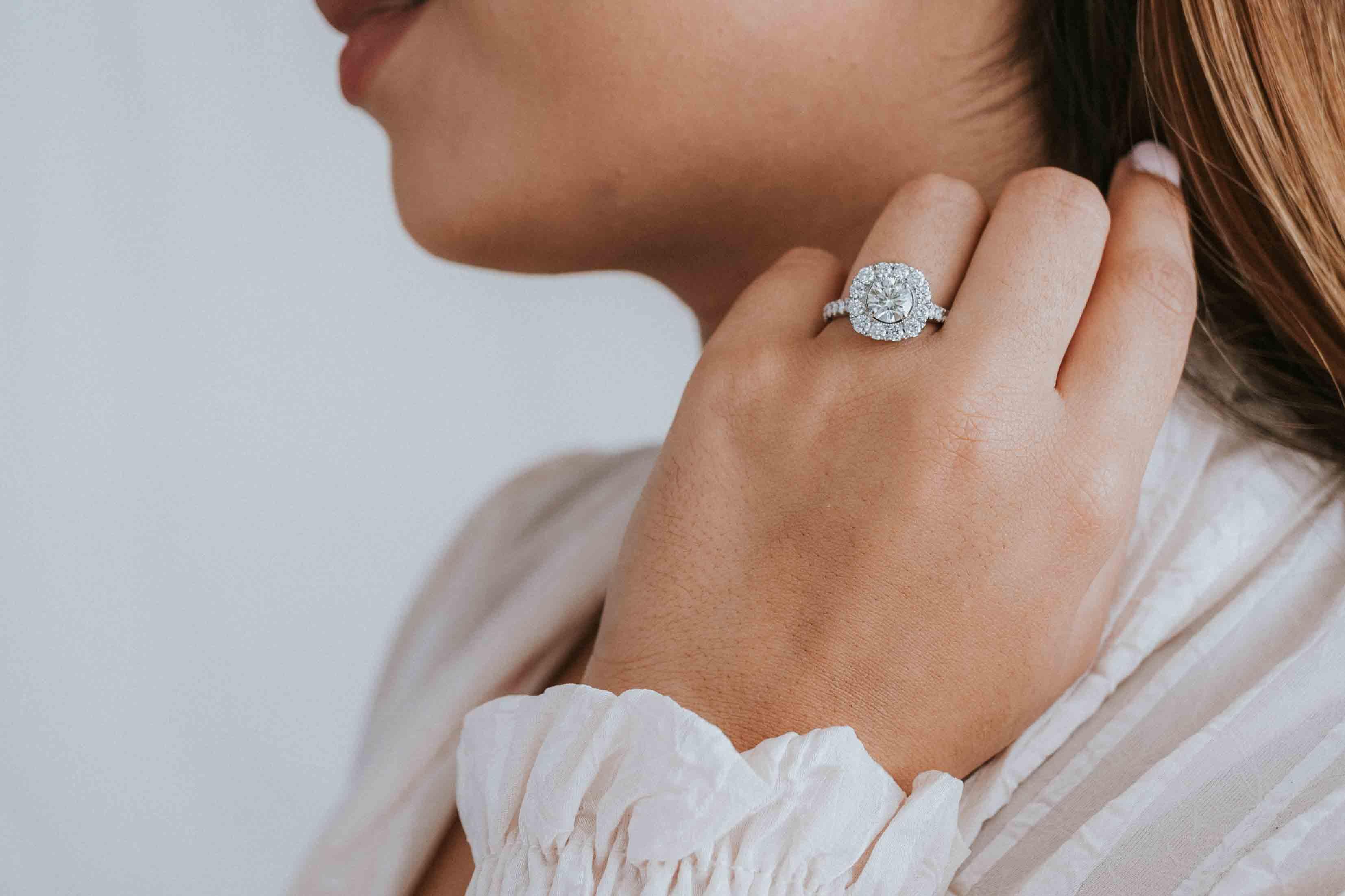 Engagement Ring Designer Metairie La Brilliance In Diamonds