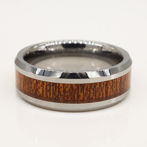 Rustic Wedding Band