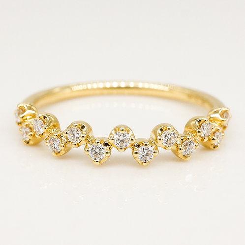 Constellation Diamond Bands