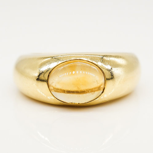 Tiffany and Co Vintage Citrine Ring