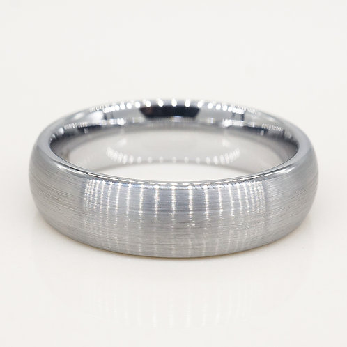 Chrome Domed Band