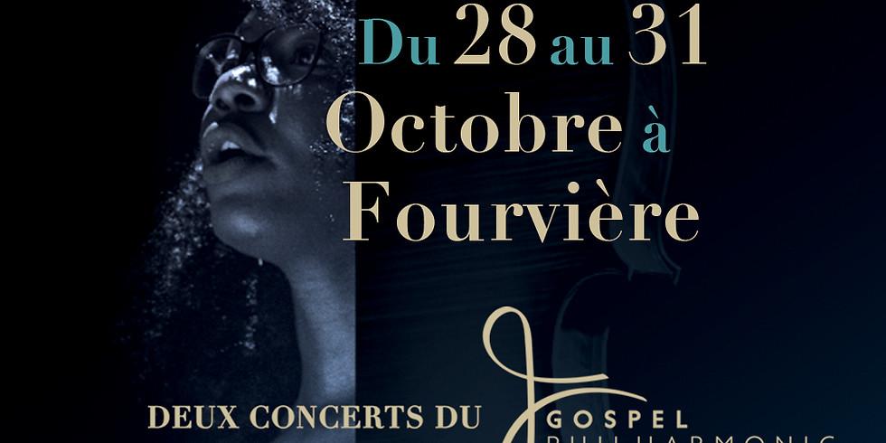 Gospel Philharmonic Experience à Fourvière