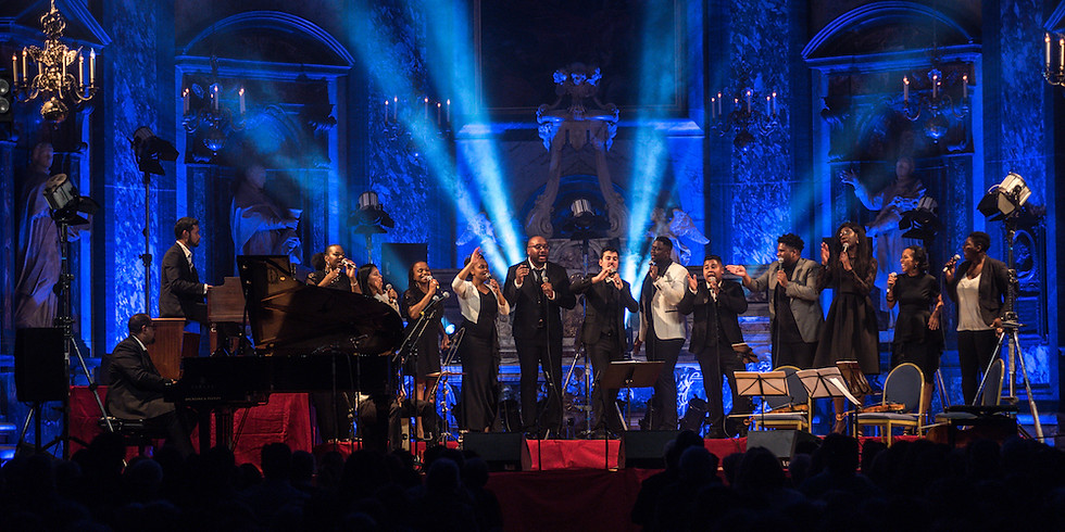 Gospel Experience - Concert - Abbaye de Fontenay