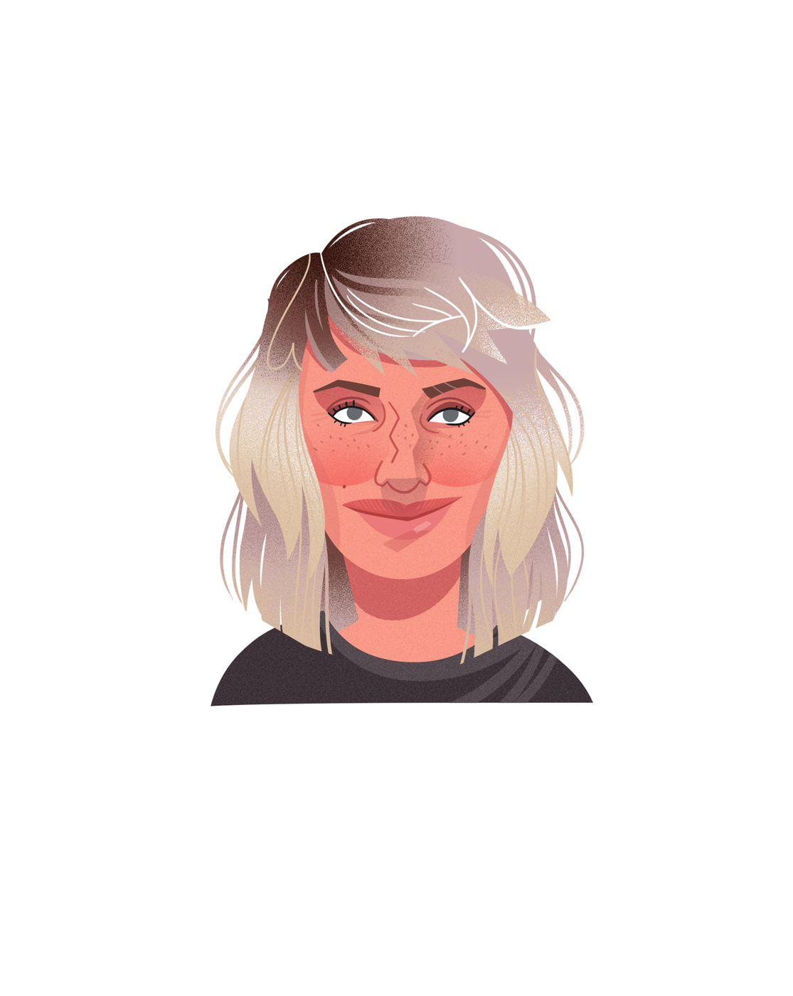 Izabela Dudzik autoportret