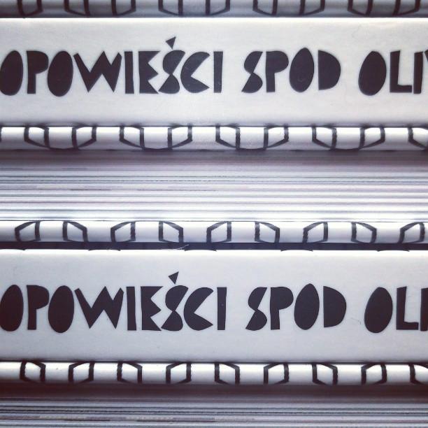 Instagram - #opowiescispodoliwnegodrzewa #books