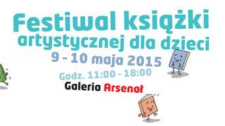 IFI UDE i Poławiacze Pereł na festiwalu książki artystycznej dla dzieci.