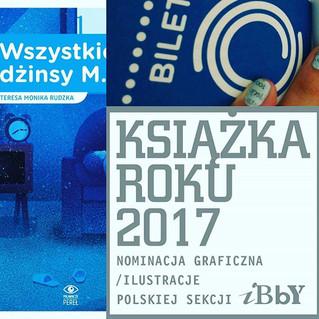 Książka Roku 2017 konkurs PS IBBY