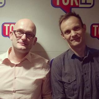 Piotr Wawrzeniuk w rozmowie z Pawłem Sulikiem w TOK FM